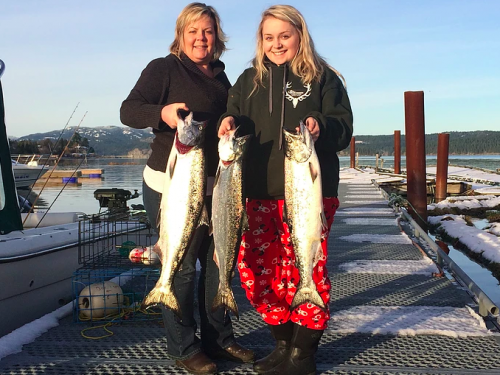 campbell river fishing trips