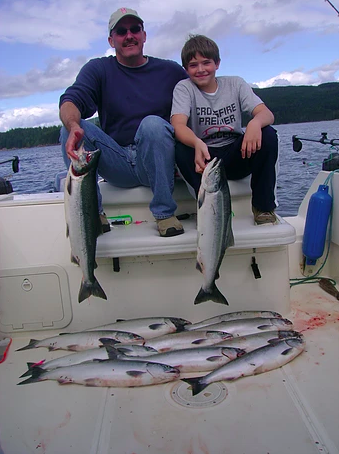 campbell river fishing tours